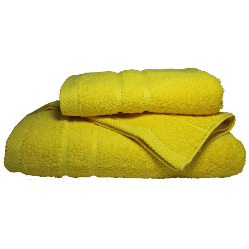 Πετσέτα Προσώπου 50×95εκ. 600gr/m2 Dora Yellow 24home – 24home.gr – 24-dora-yellow-tmx-2