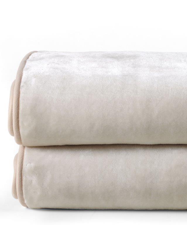 Κουβέρτα Βελουτέ Υπέρδιπλη 220×240εκ. Soft 120 KENTIA – KENTIA – 5205133362581