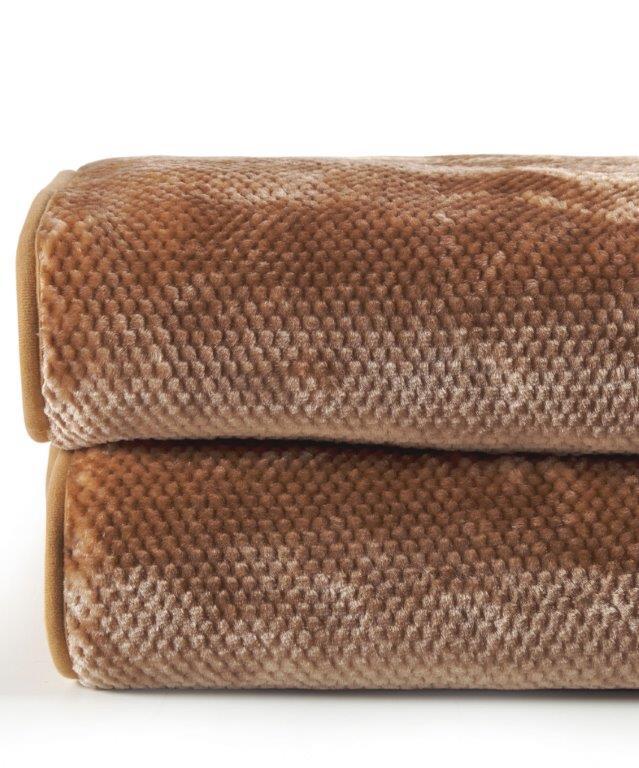 Κουβέρτα Polyester-Βελουτέ Μονή 160×220εκ. Forever 04 KENTIA 60767 (Ύφασμα: Polyester) – KENTIA – 5205133362635