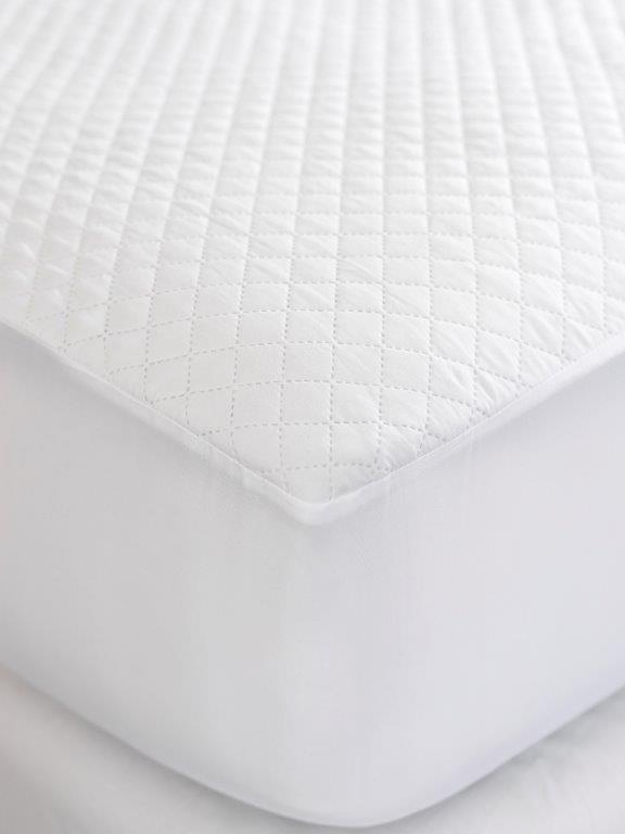 Επίστρωμα Καπιτονέ Ημίδιπλο 100x200εκ. Palamaiki Microfiber Aloe Vera (Ύφασμα: Microfiber, Χρώμα: Λευκό) - Palamaiki - 5205857179748