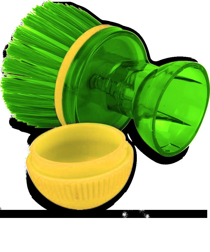 Βούρτσα Νεροχύτη Με Θήκη Για Υγρό Σαπούνι Veltihome 49255 – VELTIHOME – 49255