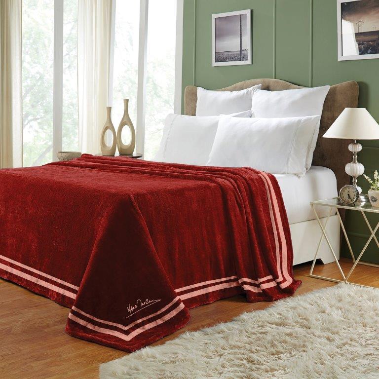 Κουβέρτα Υπέρδιπλη 220×240εκ. Makis Tselios Royal Wine – Makis Tselios – 322090123456