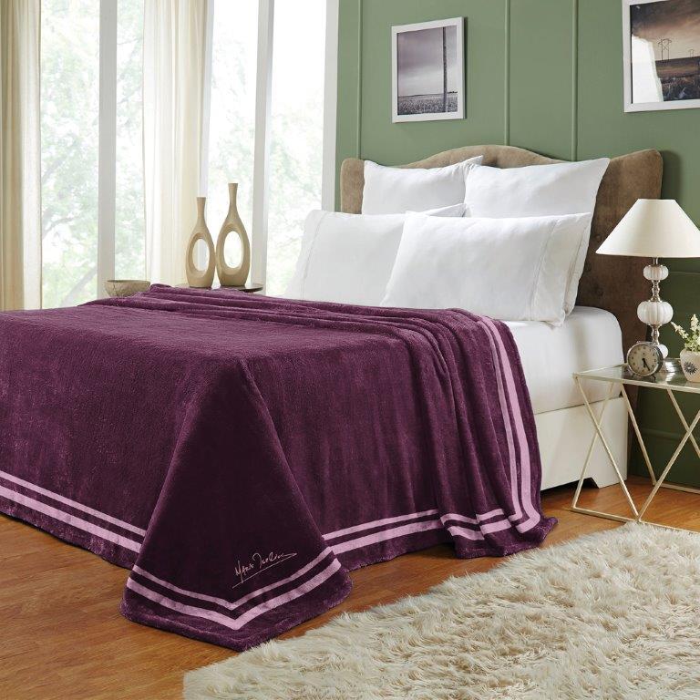 Κουβέρτα Υπέρδιπλη 220×240εκ. Makis Tselios Royal Berry – Makis Tselios – 322100123456