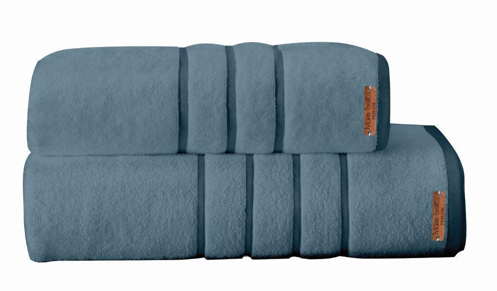 Πετσέτα Μπάνιου Makis Tselios Prive Blue (Ύφασμα: Βαμβάκι 100%, Χρώμα: Μπλε) – Makis Tselios – 301670123456