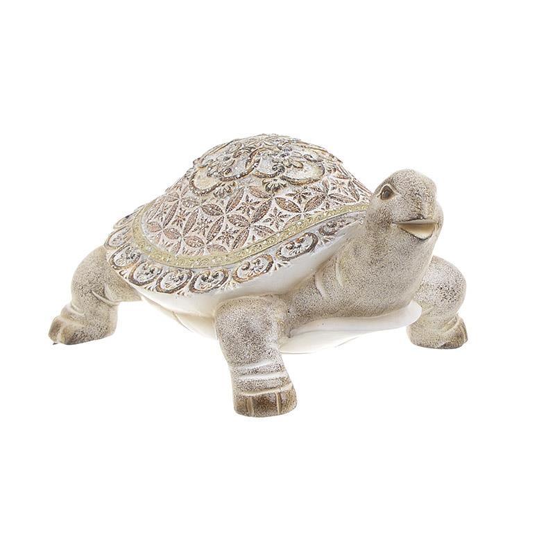 Διακοσμητική Χελώνα Polyresin inart 18x13x9,5εκ. 3-70-547-0702 – inart – 3-70-547-0702