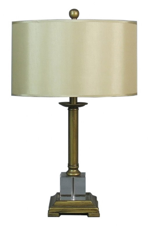 Φωτιστικό Επιτραπέζιο Μεταλλικό Αντικέ PAPSHOP 58εκ. EX347 (Υλικό: Μεταλλικό, Χρώμα: Πράσινο ) - PAPADIMITRIOU INTERIOR PAPSHOP - EX347