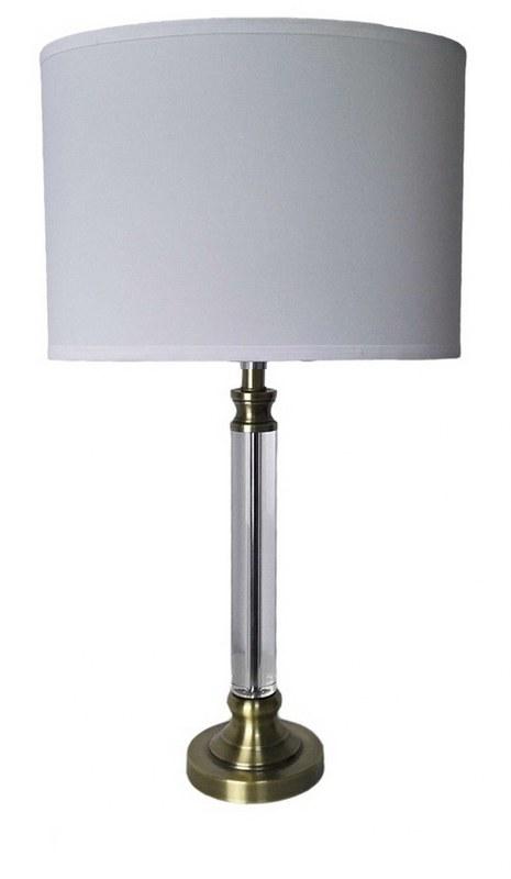 Φωτιστικό Επιτραπέζιο Μεταλλικό – Γυάλινο PAPSHOP 35,5×74εκ. LA05 – PAPADIMITRIOU INTERIOR PAPSHOP – LA05