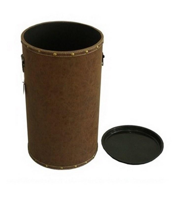 Ομπρελοθήκη Ξύλινη PAPSHOP 24,5×44εκ. YO13 (Υλικό: Ξύλο, Χρώμα: Καφέ) – PAPADIMITRIOU INTERIOR PAPSHOP – YO13