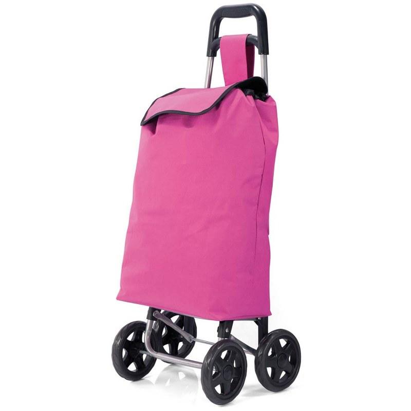 Καρότσι Λαϊκής 32x20x55εκ. Ροζ benzi 4758 (Χρώμα: Ροζ) – benzi – BZ-4758-pink