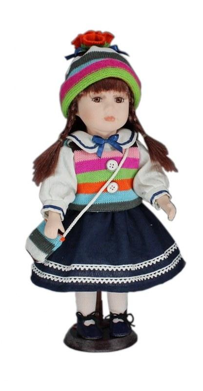 Κούκλα Πορσελάνινη Κοριτσάκι 31εκ. PAPSHOP KL05 – PAPADIMITRIOU INTERIOR PAPSHOP – KL05