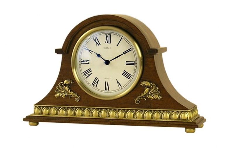 Ρολόι Επιτραπέζιο Ξύλινο PAPSHOP 32x9x19,3εκ. NT05 (Υλικό: Ξύλο, Χρώμα: Καφέ) – PAPADIMITRIOU INTERIOR PAPSHOP – NT05
