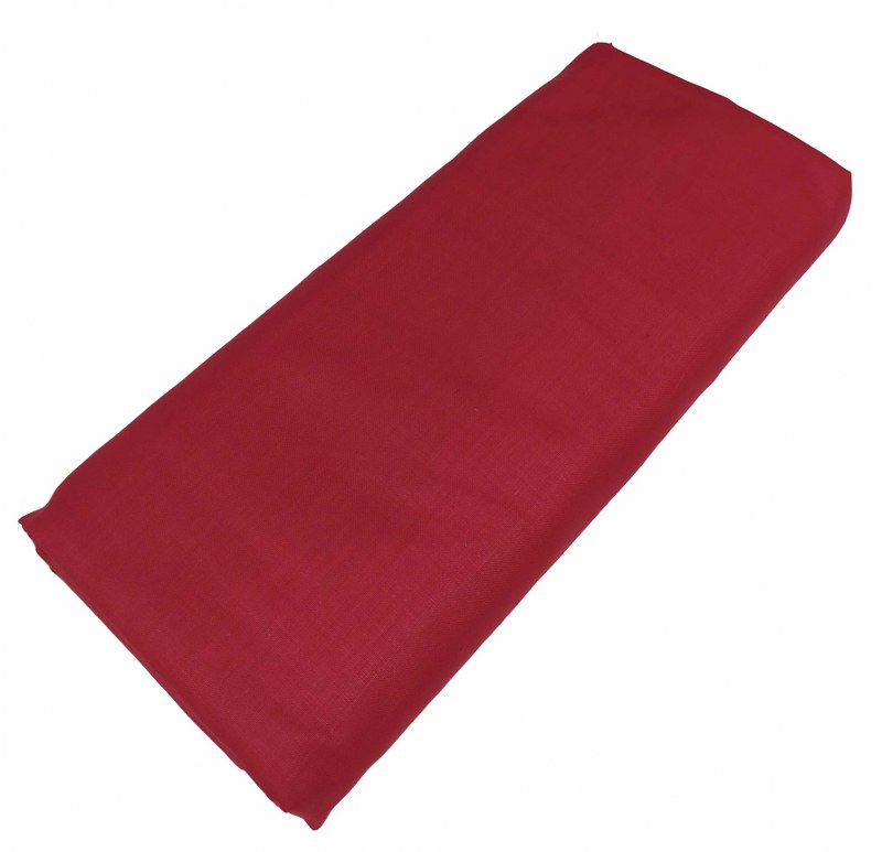 Σεντόνι Υπέρδιπλο με Λάστιχο Μεμονωμένο 170χ200+20εκ. Red (Ύφασμα: 50%Cotton-50%Polyester, Χρώμα: Κόκκινο) – KOMVOS HOME – 7002201-24F