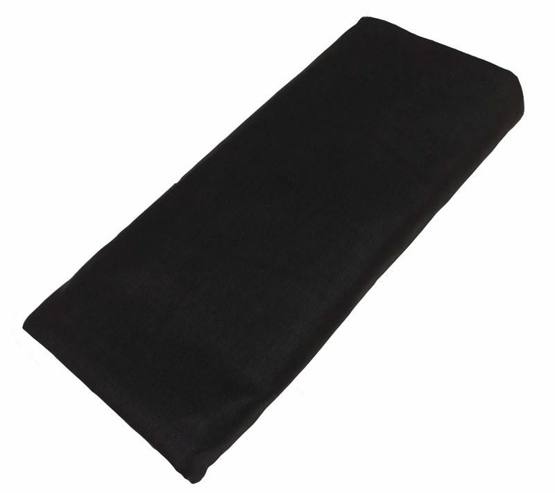 Σεντόνι Διπλό Μεμονωμένο 200χ240εκ. Black (Ύφασμα: 50%Cotton-50%Polyester, Χρώμα: Μαύρο) – KOMVOS HOME – 7002188-25