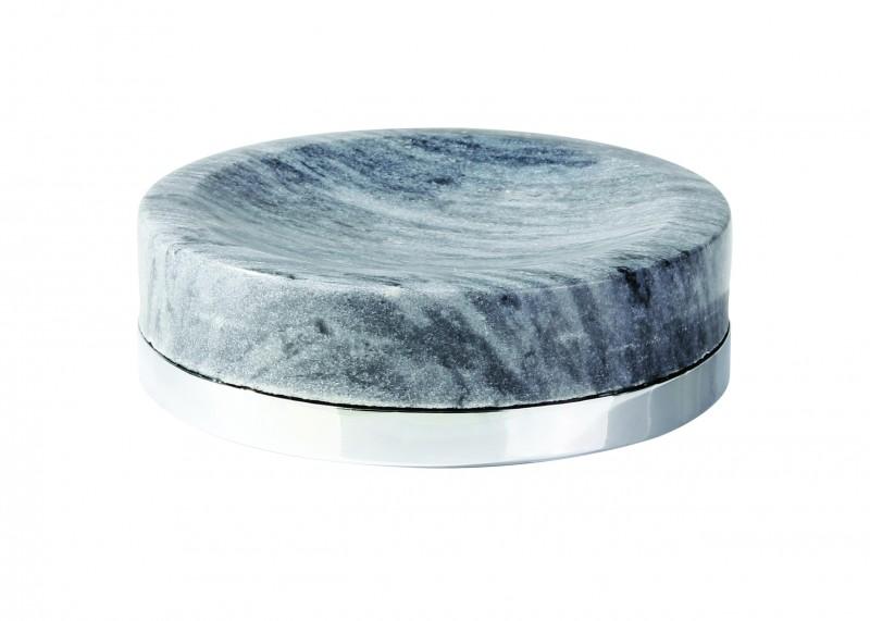 Σαπουνοθήκη Marble estia 10,6×10,6×3,3εκ. 02-2497 – estia – 02-2497-1