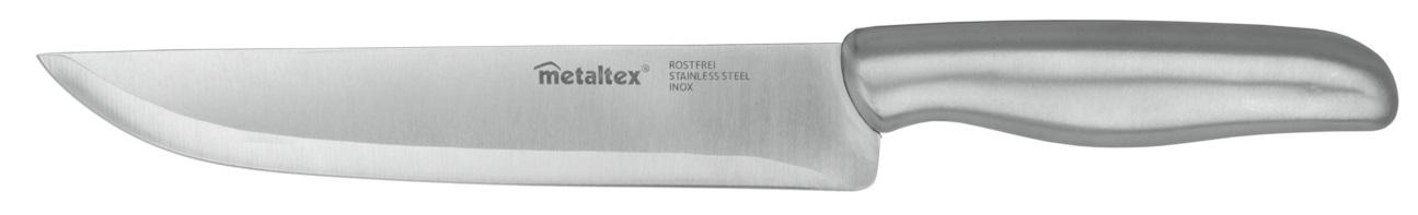 Μαχαίρι Chef Inox Gourmet METALTEX 30εκ. 16-255852 - METALTEX - 16-255852
