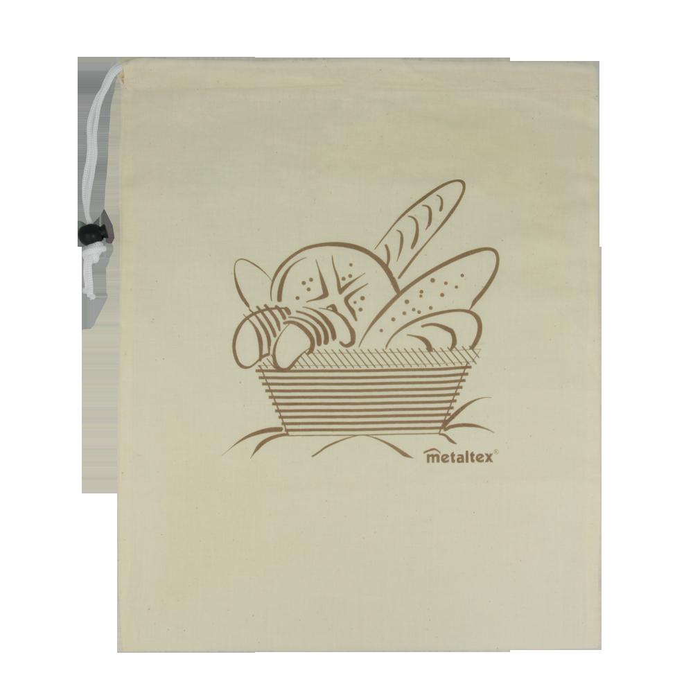 Σάκος Ψωμιού Υφασμάτινος METALTEX 34×43εκ. 16-239243 – METALTEX – 16-239243