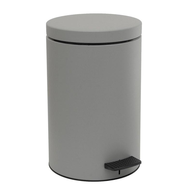 Καλάθι Απορριμμάτων 12lt Inox Pam & Co 25×40εκ. 12-090-163 (Υλικό: Inox) – Pam & Co – 12-090-163