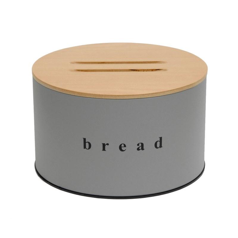Ψωμιέρα Inox Pam & Co 25×18εκ. 09-2518-163 (Υλικό: Inox) – Pam & Co – 09-2518-163