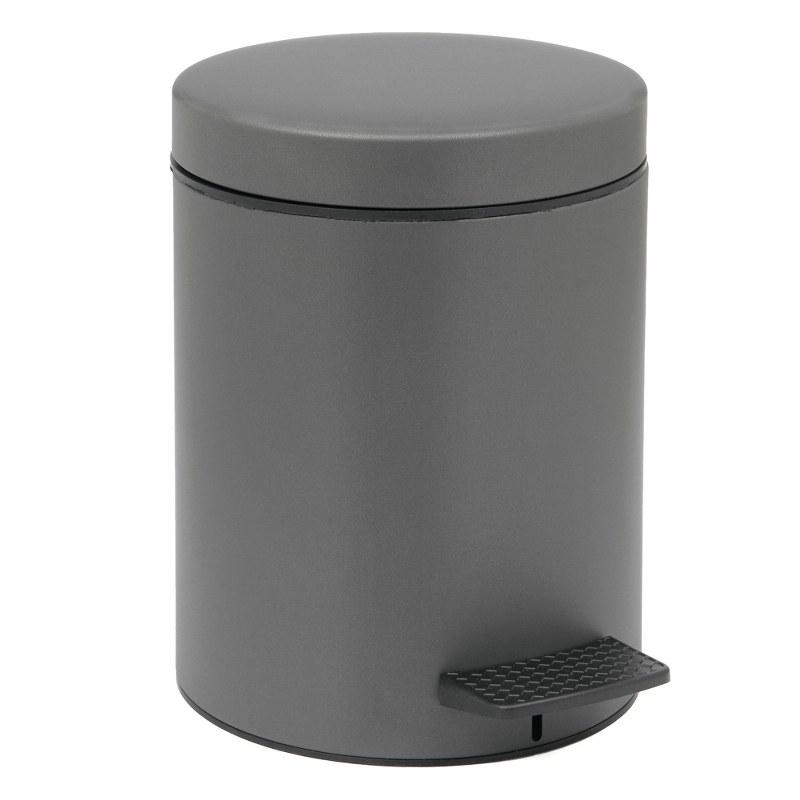 Καλάθι Απορριμμάτων 8lt Inox Pam & Co 23x32εκ. 08-500-113 (Υ...