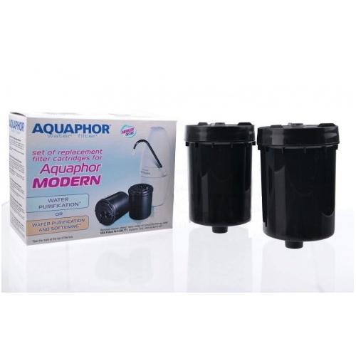 Ανταλλακτικό Φίλτρο Bρύσης Σετ 2τμχ Softening Modern Aquaphor 13298 – AQUAPHOR – 13298-vancor