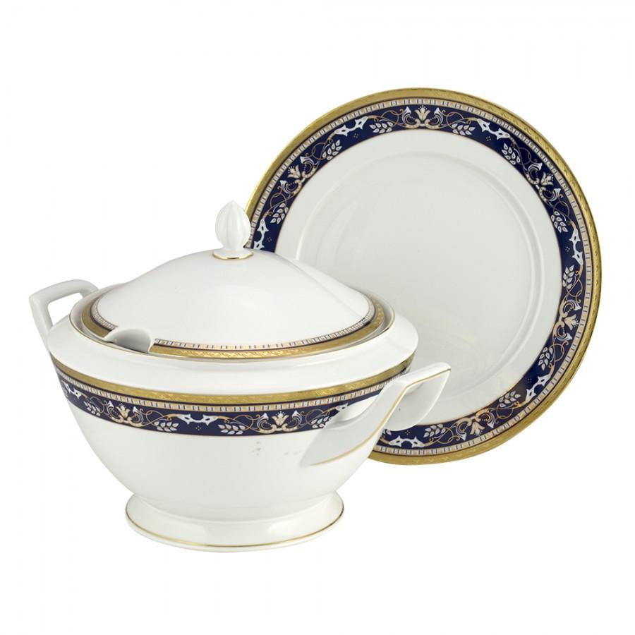 Σερβίτσιο Φαγητού Σετ 72τμχ Πορσελάνης WM Collection N17142 (Υλικό: Πορσελάνη) - WM COLLECTION - N17142-72