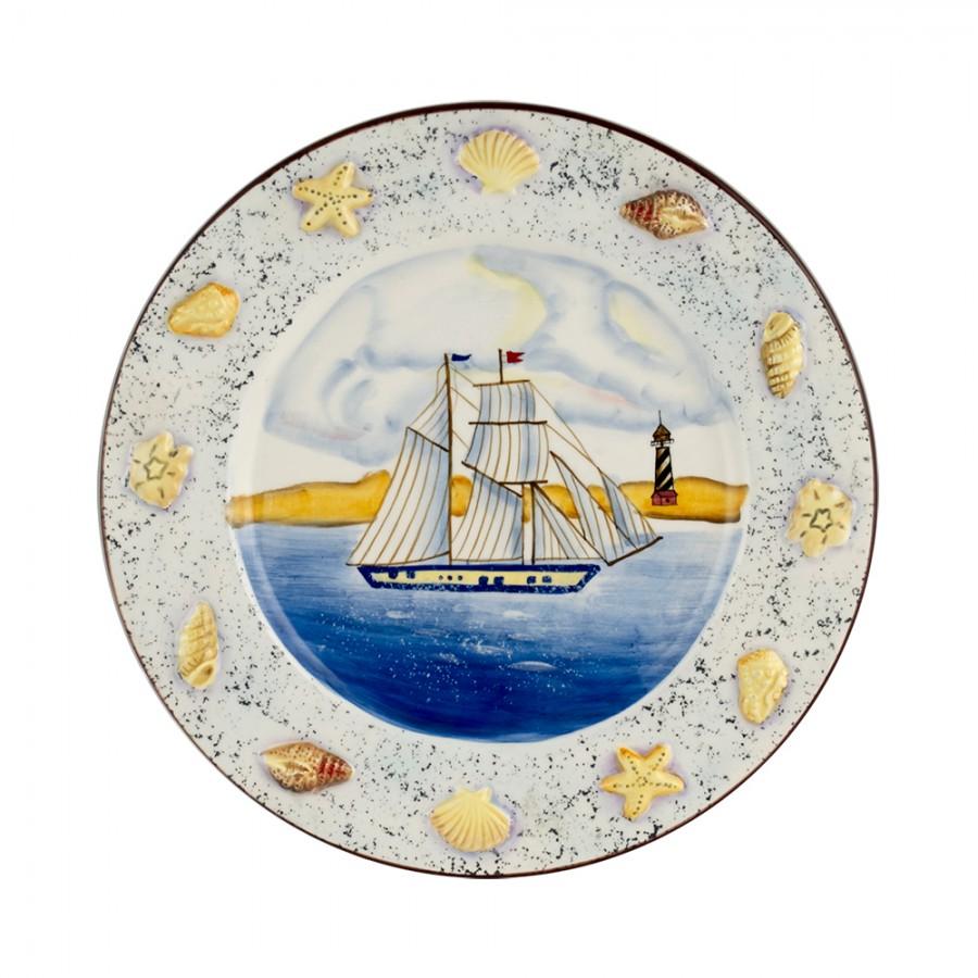 Διακοσμητικό Πιάτο Κεραμικό WM Collection 27×4εκ. N200-432 – WM COLLECTION – N200-432-piato