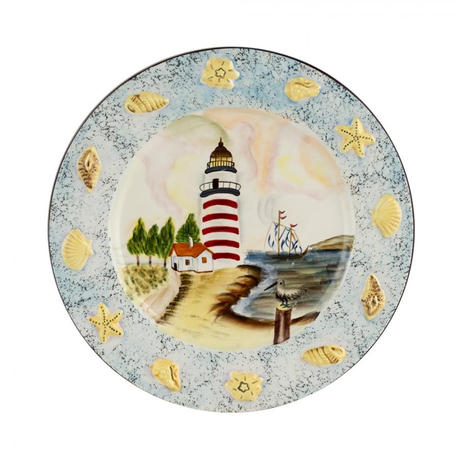 Διακοσμητικό Πιάτο Κεραμικό WM Collection 27×4εκ. N200-436 – WM COLLECTION – N200-436-piato