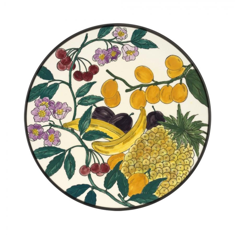 Διακοσμητικό Πιάτο Κεραμικό WM Collection Δ32εκ. Nfrouta/a – WM COLLECTION – Nfrouta/a-piato