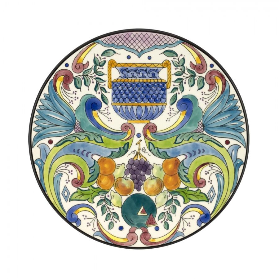 Διακοσμητικό Πιάτο Κεραμικό WM Collection Δ32εκ. NVenecia/C – WM COLLECTION – NVenecia/C