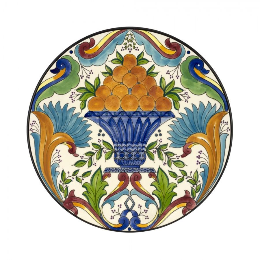 Διακοσμητικό Πιάτο Κεραμικό WM Collection Δ32εκ. NVenecia/Α – WM COLLECTION – NVenecia/Α