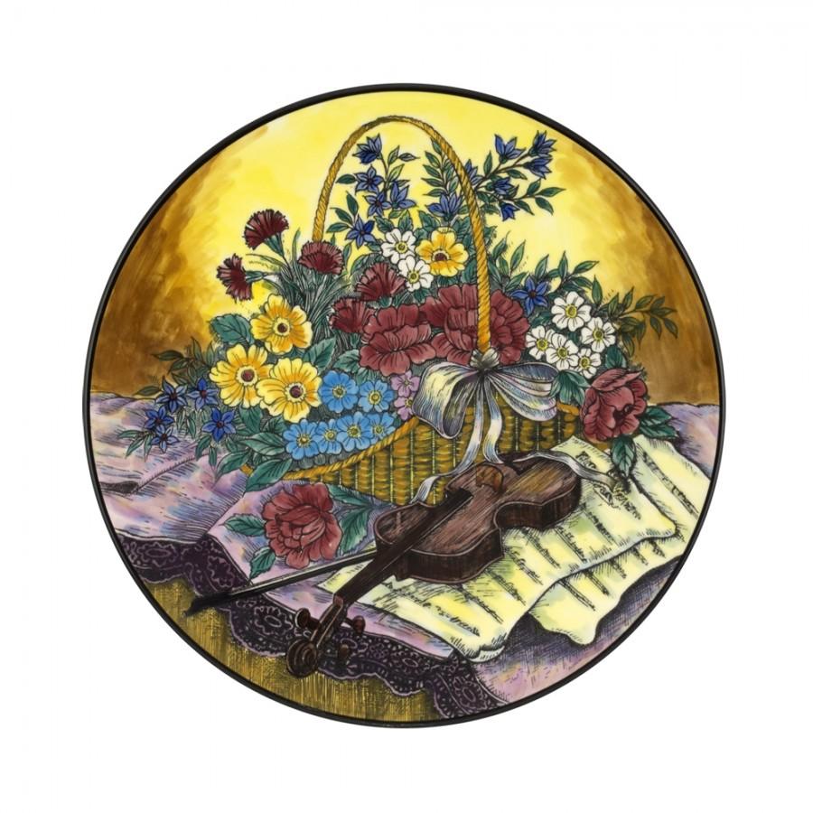 Διακοσμητικό Πιάτο Κεραμικό WM Collection Δ32εκ. NVienna/Α – WM COLLECTION – NVienna/Α