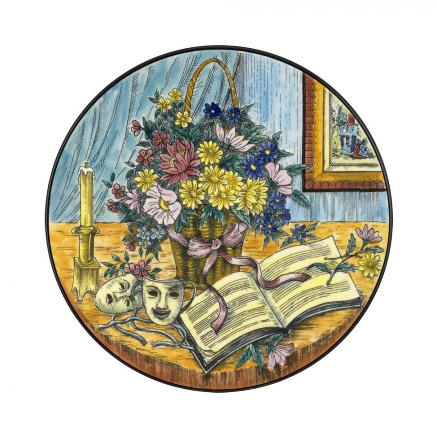 Διακοσμητικό Πιάτο Κεραμικό WM Collection Δ32εκ. NVienna/B – WM COLLECTION – NVienna/B