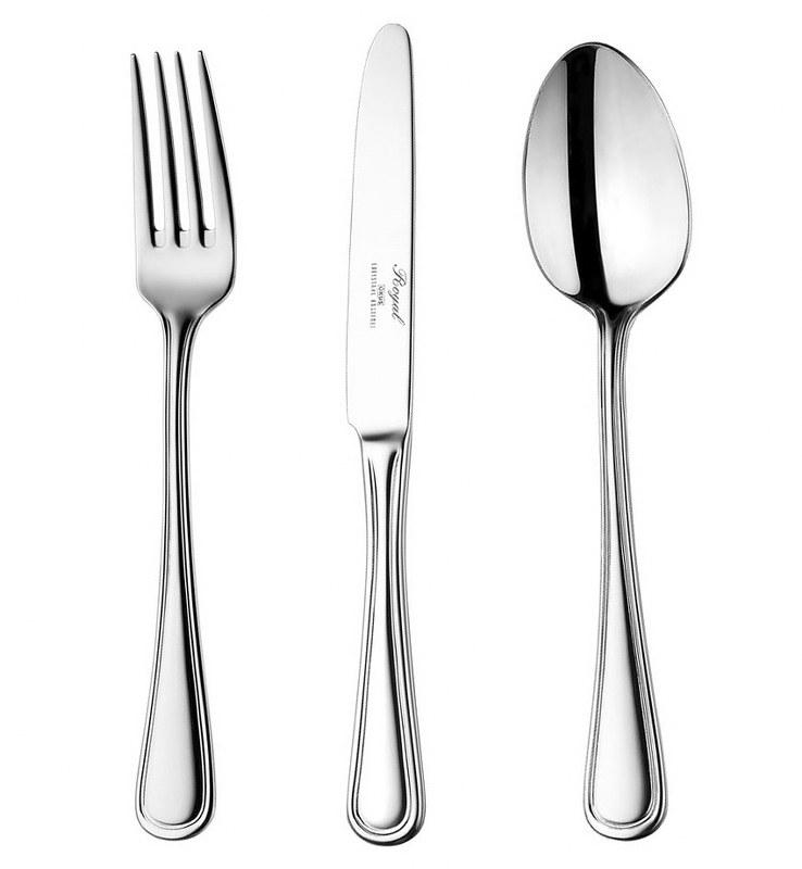 Πηρούνι Φαγητού Ανοξείδωτο 18/10 Gourmet/2 OKUS (Υλικό: Ανοξείδωτο) – OKUS – gourmet/2-tmx-big fork