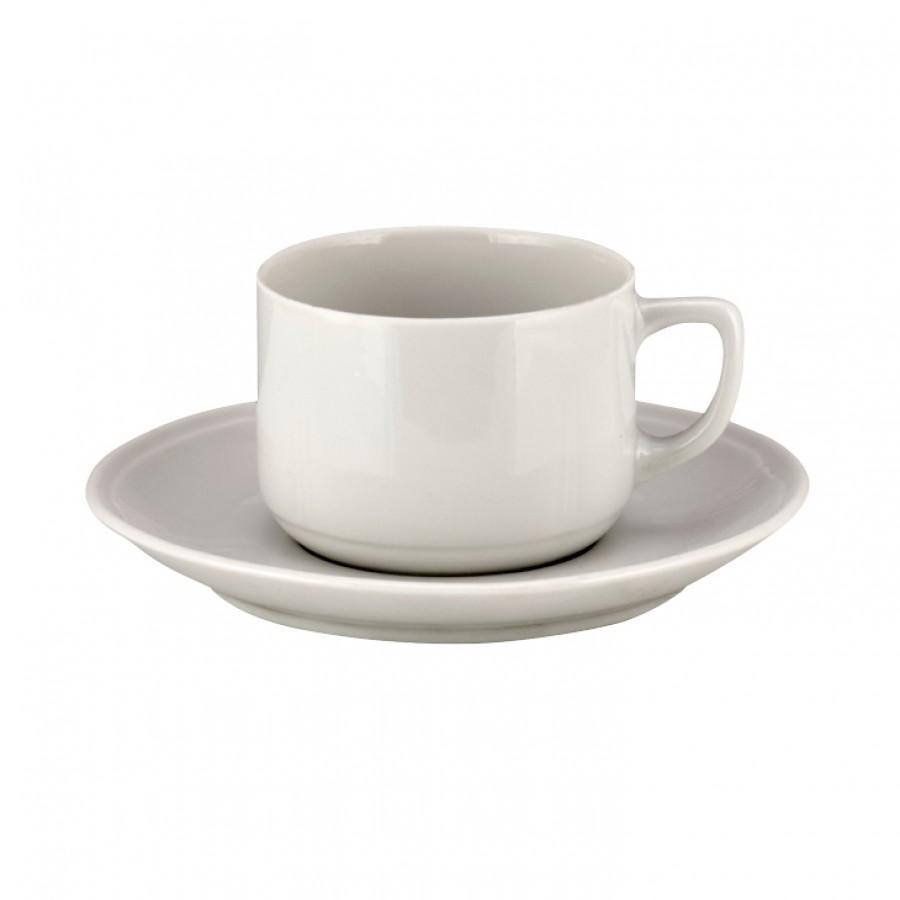 Σετ 6τμχ Φλυτζάνια Καφέ Πορσελάνης WM Collection 100ml ΝEmpire (Υλικό: Πορσελάνη) – WM COLLECTION – ΝEmpire-coffee