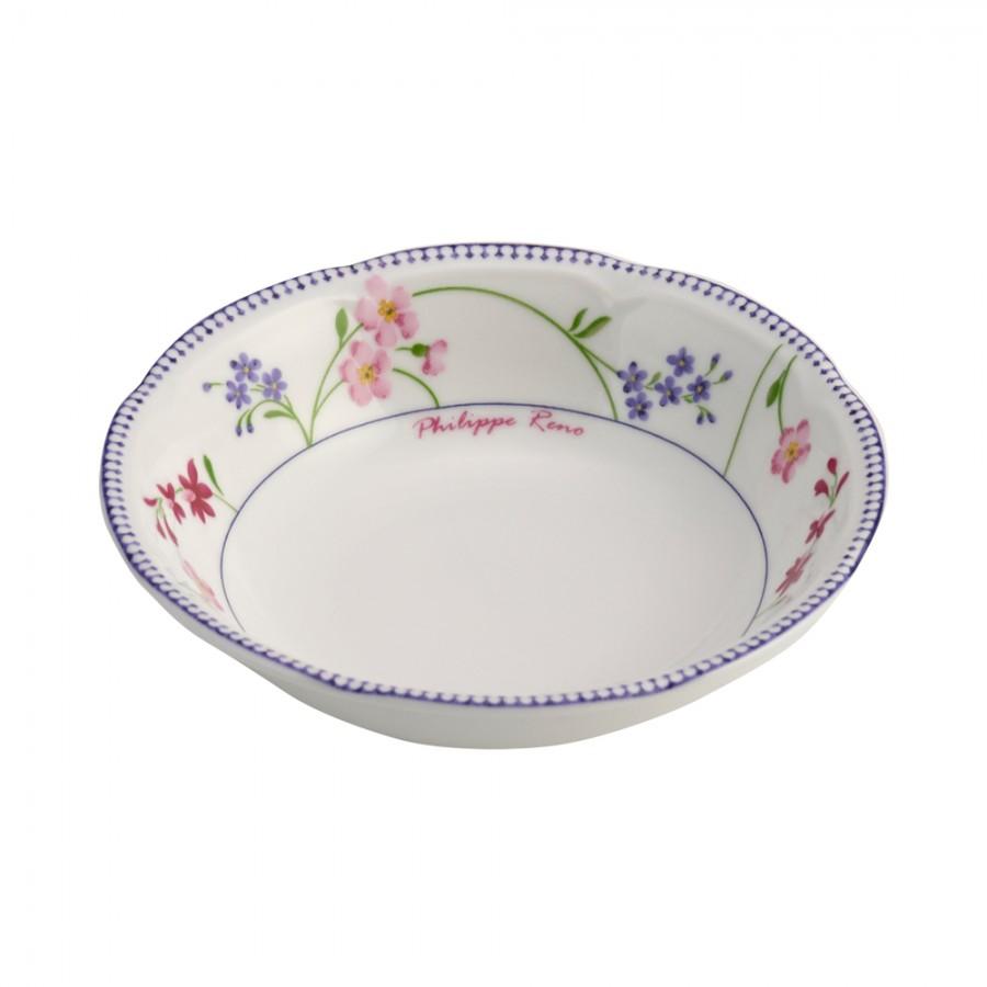 Μπωλ Σερβιρίσματος Σετ 6τμχ Πορσελάνης Lilium WM Collection 14εκ. N8622 (Υλικό: Πορσελάνη) – WM COLLECTION – N8622-bowl-14