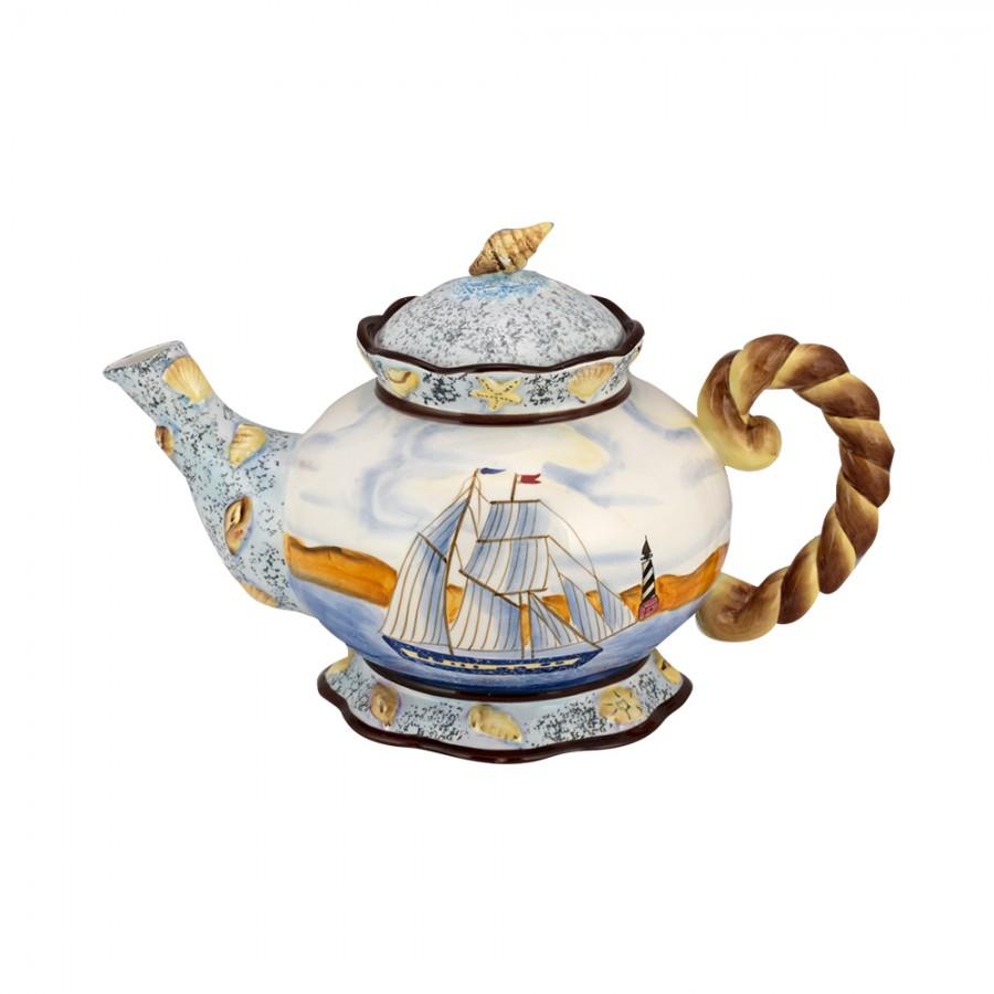 Τσαγιέρα Κεραμική WM Collection 20,5×32εκ. N200-432 (Υλικό: Κεραμικό) – WM COLLECTION – N200-432-tea