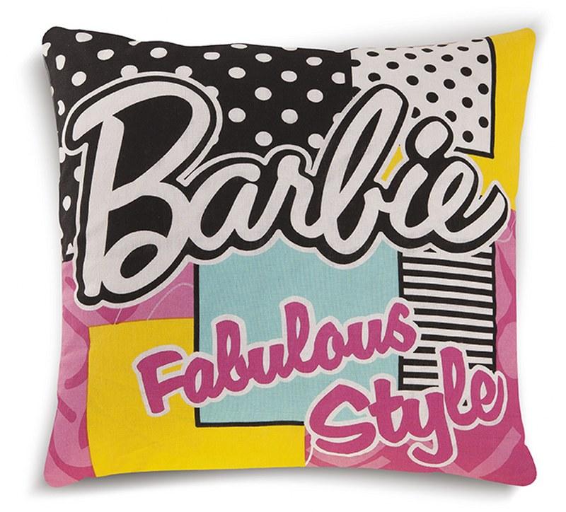 Μαξιλάρι Διακοσμητικό Micro 40×40εκ. Barbie 09 Digital Print Disney Dimcol (Ύφασμα: Microfiber) – Disney – 2120632600200999