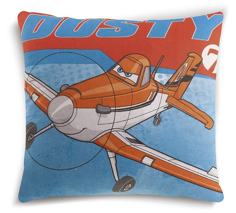 Μαξιλάρι Διακοσμητικό Micro 40×40εκ. Planes 02 Digital Print Disney Dimcol (Ύφασμα: Microfiber) – Disney – 2120632601400299