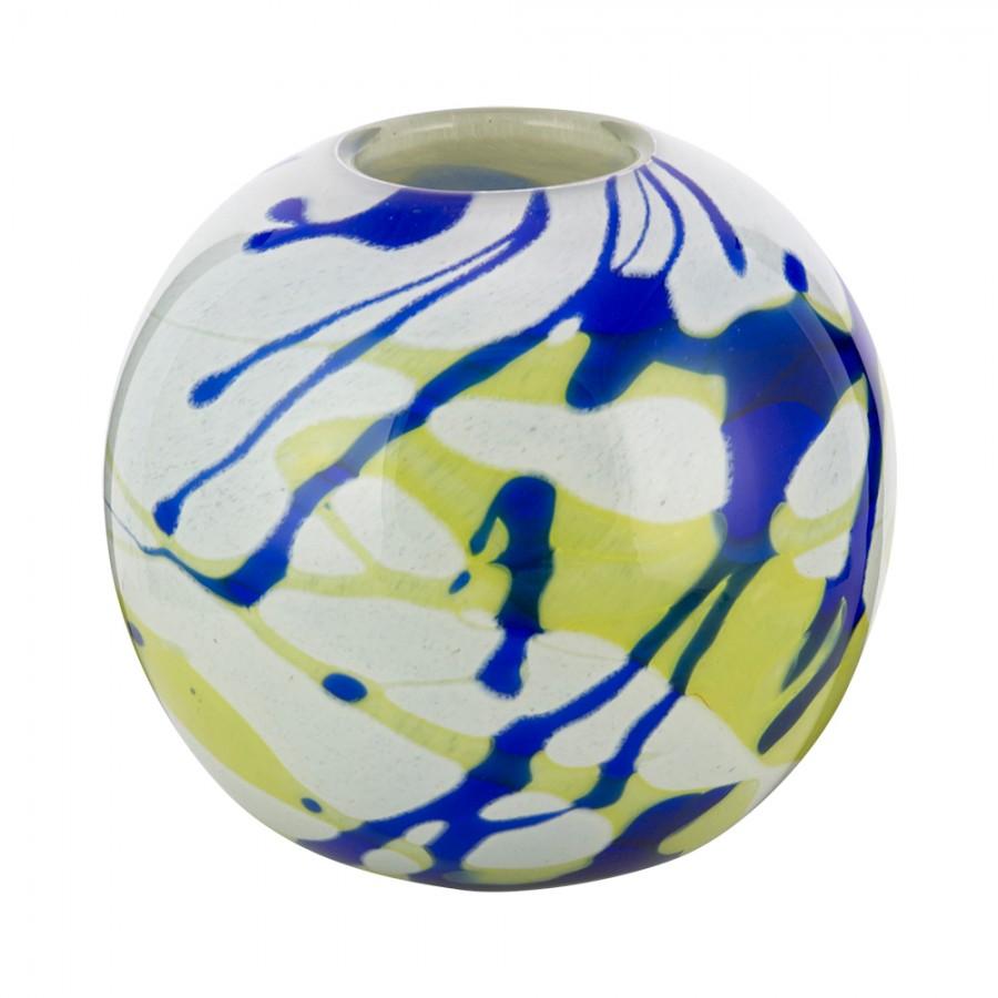 Βάζο Φυσητό Γυαλί WM Collection 17x17εκ. N268/236 (Υλικό: Γυαλί) - WM COLLECTION - N268/236