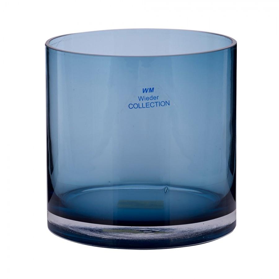 Παγοδοχείο Γυάλινο WM Collection 12x13εκ. NSMB (Υλικό: Γυαλί, Χρώμα: Μωβ) - WM COLLECTION - NSMB-ice