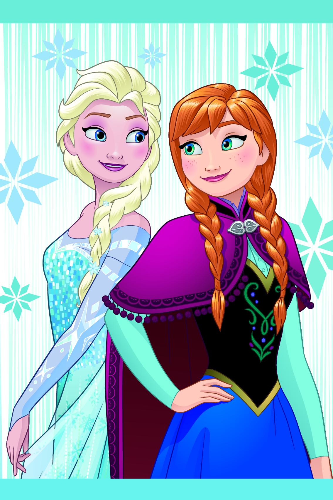 Πετσέτα Προσώπου Μεμονομένη 40×60εκ. Digital Print Frozen 56 Disney Dimcol (Ύφασμα: Βαμβάκι 100%) – Disney – 2121812700605699