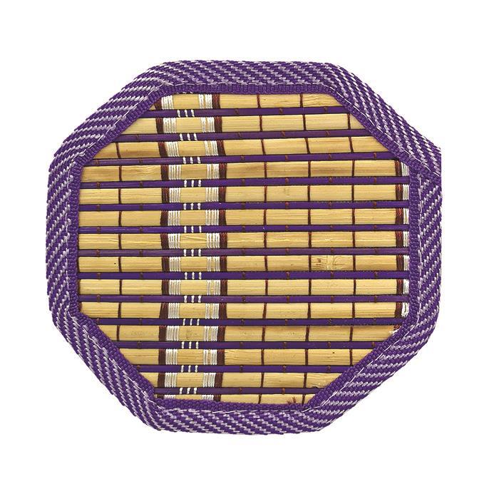 Σουπλά Bamboo Homie 13,5×12,5εκ. 80-1849 (Υλικό: Bamboo) – Homie – 80-1849