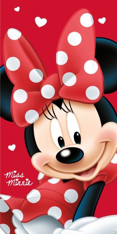 Πετσέτα Θαλάσσης 70×140εκ. Minnie 04 Disney Dimcol (Ύφασμα: Βαμβάκι 100%) – Disney – 2123713501100499