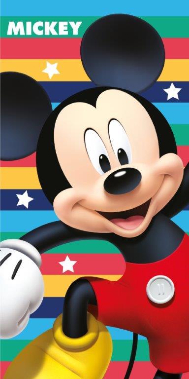 Πετσέτα Θαλάσσης 70×140εκ. Mickey 07 Disney Dimcol (Ύφασμα: Βαμβάκι 100%) – Disney – 2123713501000799