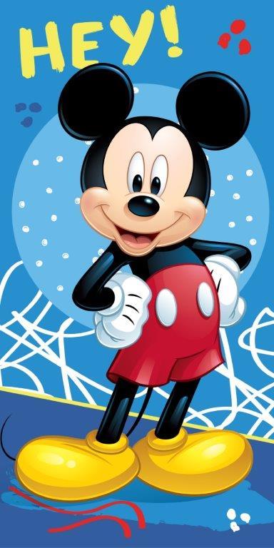 Πετσέτα Θαλάσσης 70×140εκ. Mickey 08 Disney Dimcol (Ύφασμα: Βαμβάκι 100%) – Disney – 2123713501000899