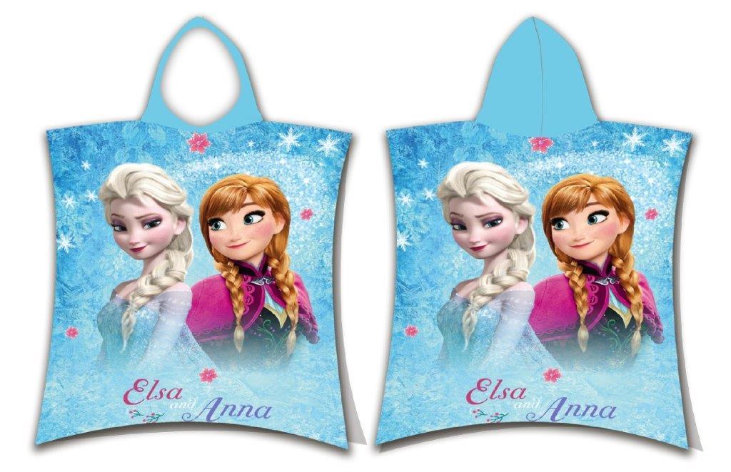 Πόντσο Παιδικό 50×115εκ. Frozen 03 Disney Dimcol (Ύφασμα: Βαμβάκι 100%) – Disney – 2123816500600399