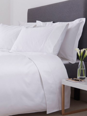 Σεντόνι 170×280εκ. 70% Βαμβάκι-30% Polyester 200TC Polycotton Premium Line (Ύφασμα: Cotton 70% – Polyester 30%, Χρώμα: Λευκό) – OEM – 5201847007213