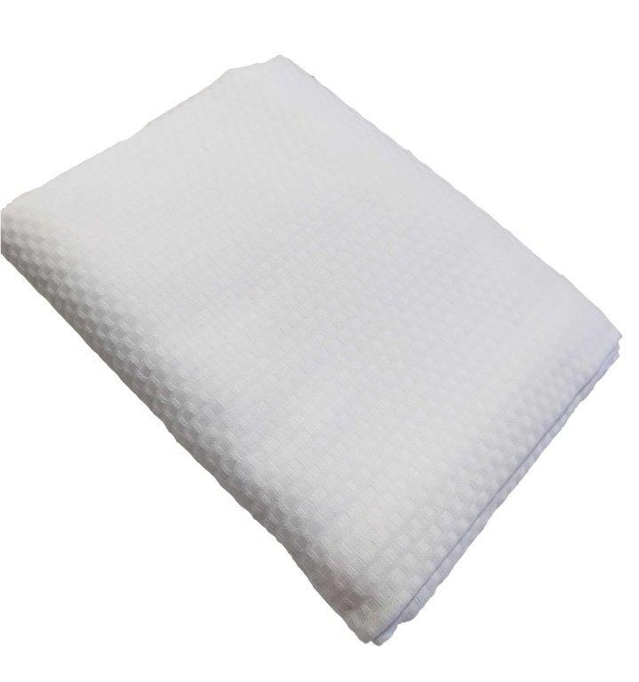 Κουβέρτα Πικέ Μονή 170×230εκ. Le Blanc Sanforized White – Le Blanc – 7000800-7