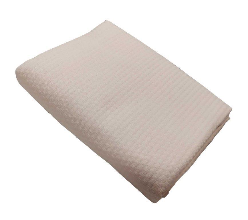 Κουβέρτα Πικέ Μονή 170×230εκ. Le Blanc Sanforized Beige – Le Blanc – 7000800-8