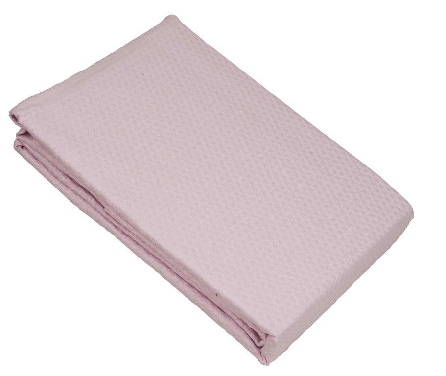 Κουβέρτα Πικέ King 250×245εκ. Le Blanc Sanforized Pink – Le Blanc – 7000820-1
